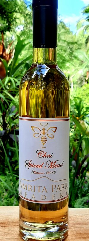 Chai Spiced Mead 2019