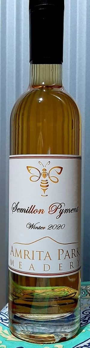 Semillon Pyment Winter 2020
