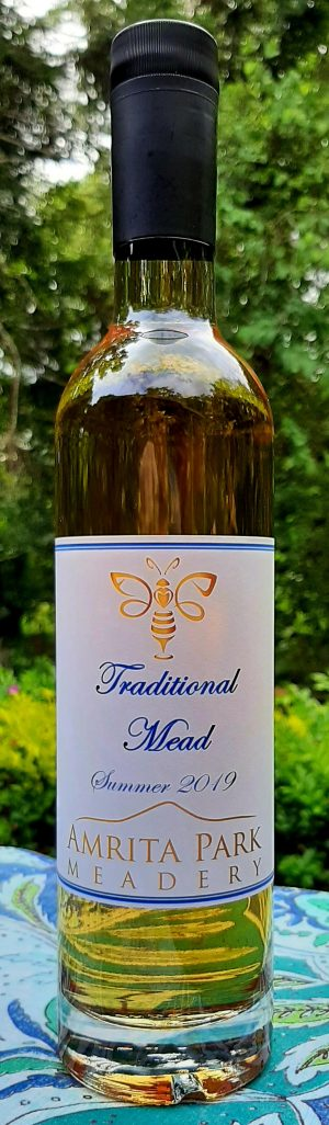 Traditional Mead Semi Sweet Summer 2019