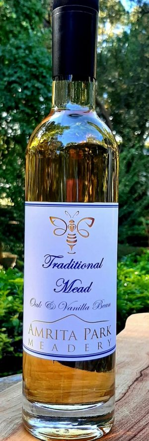 Traditional Mead Oak & Vanilla Bean